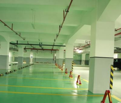 南京地下车库系统工程